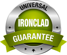 Universal Accounting School, Ironclad Guarantee