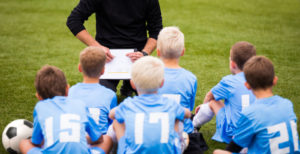 A coach can teach you the strategies that win the day