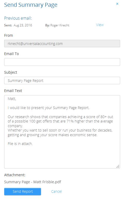 sent-report