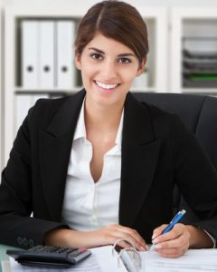 Female Accountant
